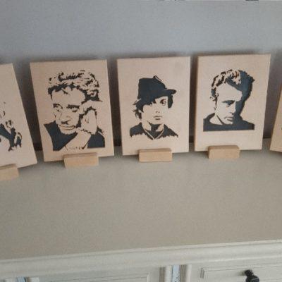 Portraits Stars
